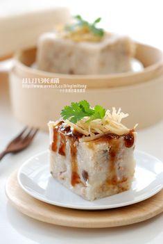 港式蘿蔔糕 | 小小米桶