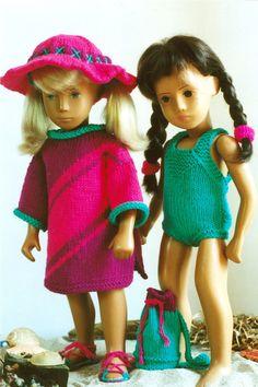 Sasha Dolls Knitting Patterns