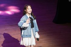 Bước sang độ tuổi U30, Park Bo Young đạt đến trình độ hack tuổi khiến ai cũng phải nổi da gà - Ảnh 7. Park Bo Young, Kpop, Parks, Singing, Korean, Actors, Concert, People, Style