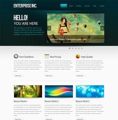 best of 2011 45 photoshop web design layout tutorials