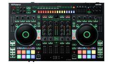Roland  Serato Reveals DJ-808 DJ Controller In Live Stream