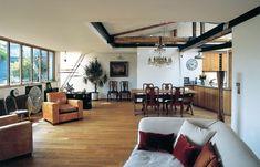 Apartamentos diseñados por arquitectos en Paris  - Decoracion de interiores en Paris