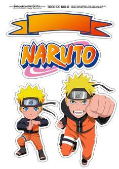 Oh My Fiesta! for Geeks Naruto Png, Naruto Free, Manga Naruto, Naruto Uzumaki, Hinata, Kakashi Anbu, Naruto Birthday, Boy Birthday, Birthday Candy