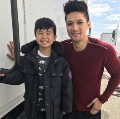 Magnus Bane and Little Magnus