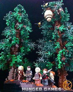 Hunger Games  by davekaleta, via Flickr