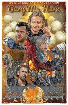 """Bury Me Here"" | S7E13 | The Walking Dead (AMC)"