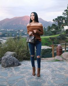 Fashionable Fall Outfits in 2018 You Should Wear It Gorgeous 38 Fashionable Fall Outfits in 2018 You Should Wear It /.Gorgeous 38 Fashionable Fall Outfits in 2018 You Should Wear It /. Cute Fall Outfits, Fall Winter Outfits, Trendy Outfits, Fall Outfits 2018, Christmas Party Outfits Casual, Fashionable Outfits, Winter Date Night Outfit Cold, Classy Outfits, Chic Outfits
