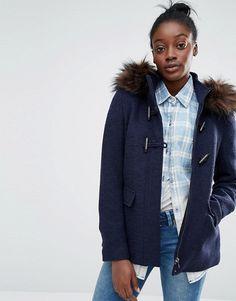db5be11f6a79 11 besten dufflecoat Bilder auf Pinterest   Cowl, Cooker hoods und Cowls