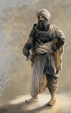 m Paladin Saladin by ~shardanas on deviantART Fantasy Warrior, Fantasy Art Men, Fantasy Rpg, Medieval Fantasy, Fantasy Character Design, Character Concept, Character Art, Fantasy Portraits, Character Portraits
