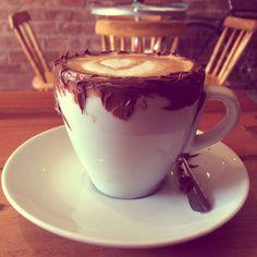 Pedal & Prosa Café - Mocha com Nutella 2