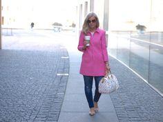 Pinkki takki - saatava?