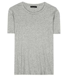 The Row Wesler Cotton T-shirt For Spring-Summer 2017