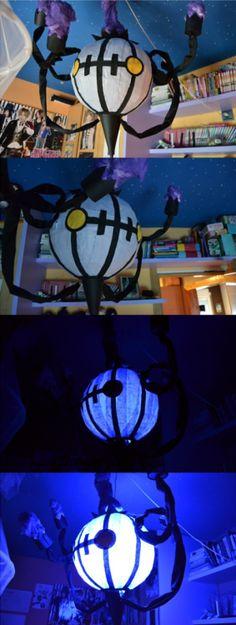 Chandelure Lamp