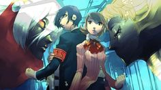Best. Video. Game. EVER. Persona 3 Portable. Play it. NOW!