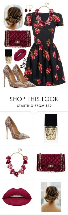 """""""Patrizzia29.12.2017a"""" by patrizzia on Polyvore featuring Witchery, Betsey Johnson, Huda Beauty and patrizziapolyvore"""
