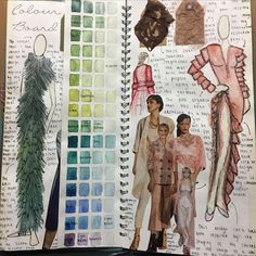 Sketchbook Layout, Textiles Sketchbook, Fashion Design Sketchbook, Fashion Design Portfolio, Arte Sketchbook, Fashion Design Drawings, Illustration Mode, Fashion Illustration Sketches, Fashion Sketches