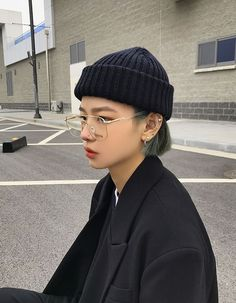 winter date outfits Korean Outfits, Mode Outfits, Fashion Outfits, Womens Fashion, Boyish Outfits, Urban Style Outfits, Fashion Tips, Korean Street Fashion, Asian Fashion