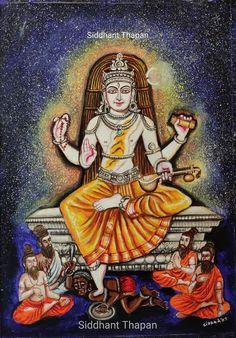 Shiva Hindu, Shiva Art, Hindu Art, Devon Ke Dev Mahadev, Lord Shiva Pics, Shree Ganesh, Radha Krishna Pictures, Vedic Astrology, Indian Gods