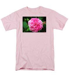 Pink Delight T-Shirt by Cynthia Guinn