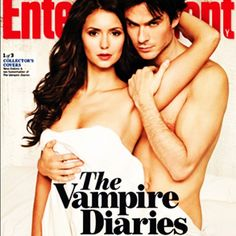 Vampire diaries. I died when I saw this