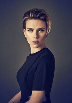 Image result for scarlett johansson haircuts