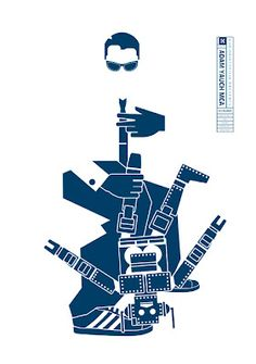 Tribute to MCA (Adam Yauch - Beastie Boys) by Irek Kuriata  http://klub.fm/blog/2012/05/swiat-sklada-hold-mca-z-beastie-boys/