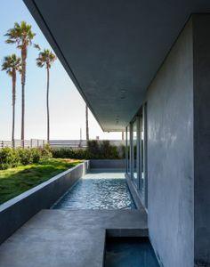 """Casa """"Flip-flop"""", arquiteto Dan Brunn, Los Angeles (EUA)"""