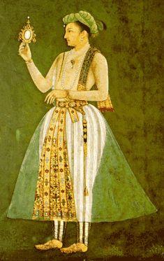 1606: Jahangir defeats a conspiracy by his son Khusrau  1611: Jahangir marries queen Nur Jahan  1617: Jahangir's son, prince Khurram, pacifies the southern states and receives the title of Shah Jahan  1618: Jahangir's son, prince Khurram, conquers the fortress of Kangra, thus subjecting the Himalaya hills to Mogul control  1622: the Safavids reconquer Kandahar  1627: Jahangir dies