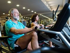 High-Intensity Exercise Can Slow Parkinson's Fast Weight Loss, How To Lose Weight Fast, Daily Exercise Routines, Physical Exercise, Hard Workout, Plyometrics, Senior Fitness, Back Exercises, Regular Exercise