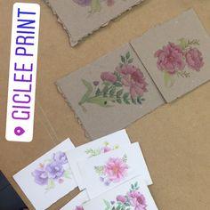 "23 Likes, 2 Comments - Jordan Joseph (@jordanjosephart) on Instagram: ""here we go !! @giclee_print #floral #flowers #peony #watercolor #art #artist #prints #printing…"""