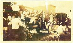 Otter Lk  parade early 1900s