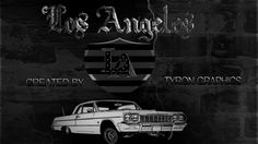 Los angeles chevy impala lowrider (1920x1080, angeles, chevy, impala)  via www.allwallpaper.in