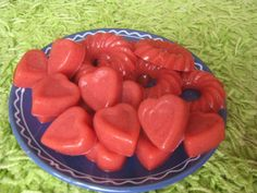 Paleo, Fudge, Watermelon, Sweets, Stuffed Peppers, Candy, Fruit, Vegetables, Recipes