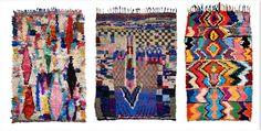 kristina klarin: Berber rugs