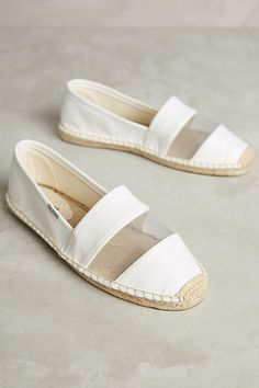 Soludos Vegan Leather Espadrilles - anthropologie.com
