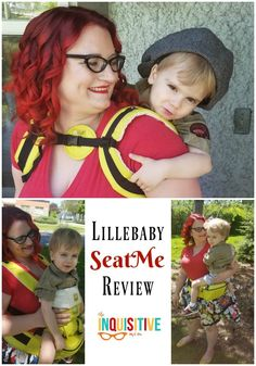 bc76cb70518 Lillebaby SeatMe Review Baby Carrier