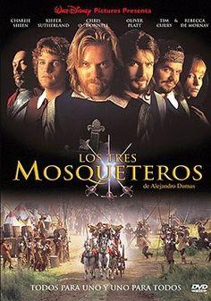 Ver Pelicula Los Tres Mosqueteros Online Latino 1993 Gratis VK Completa HD Sin Cortes Descargar Audio