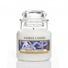 Yankee Candle Small Jar - Midnight Jasmine