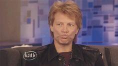 Say More, Jon Bon Jovi, His Eyes, Rock Bands, Nirvana, Gifs, Smile, Presents, Laughing