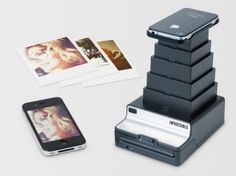 Turn your iPhone photos into Polaroids - WANT!