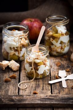 Crunchy Toffee Cinnamon Apple Eton Mess (10)