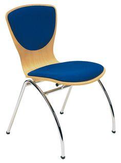 Krzesła konferencyjne Bingo - Nowy Styl | DB Meble #bingo #krzesla #meble  http://dbmeble.pl/produkty/krzesla-konferencyjne-bingo/