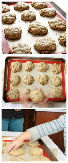 Vegan Coconut Oil Cookies {   A Giveaway} | Natural Chow | http://naturalchow.com