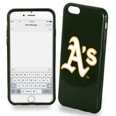 Oakland Athletics iPhone 6 Solid Case - $24.99
