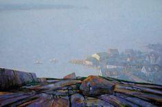 Nova Scotia | Brent Lynch, Artist.