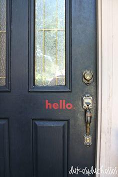 The Home Improvement Wish List