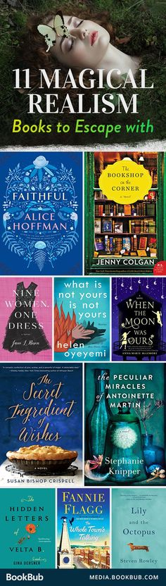 Magical Books to Read This Spring These books are worth reading when you need an escape.These books are worth reading when you need an escape. I Love Books, Good Books, Books To Read, My Books, Fall Books, Book Suggestions, Book Recommendations, Reading Lists, Book Lists