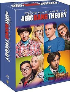 The big bang #theory series 1-8 #complete dvd box set new #seasons 1 2 3 4 5 6 7 ,  View more on the LINK: http://www.zeppy.io/product/gb/2/281836647889/