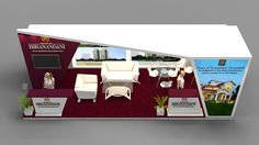 House of Hiranandani Exhibition Design for Indian Property show