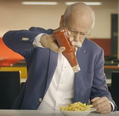 E-Mobility like ketchup